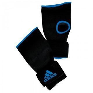 adidas-gevoerde-binnenhandschoen-met-bandage-zwart-blauw-l