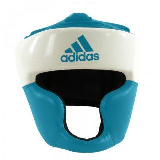 adidas-response-hoofdbeschermer-blauw