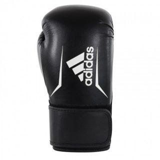 adidas-speed-100-bokshandschoenen-zwart-wit-10-oz