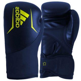 adidas-speed-200-kick-bokshandschoenen-blauw-geel-14-oz