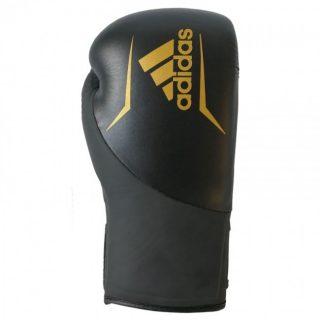 adidas-speed-200-kick-bokshandschoenen-zwart-goud-14-oz