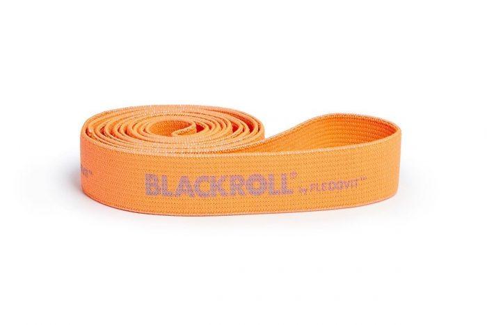 blackroll-super-band-weerstandsband-oranje-licht