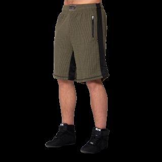 gorilla-wear-augustine-old-school-shorts-legergroen-l-xl