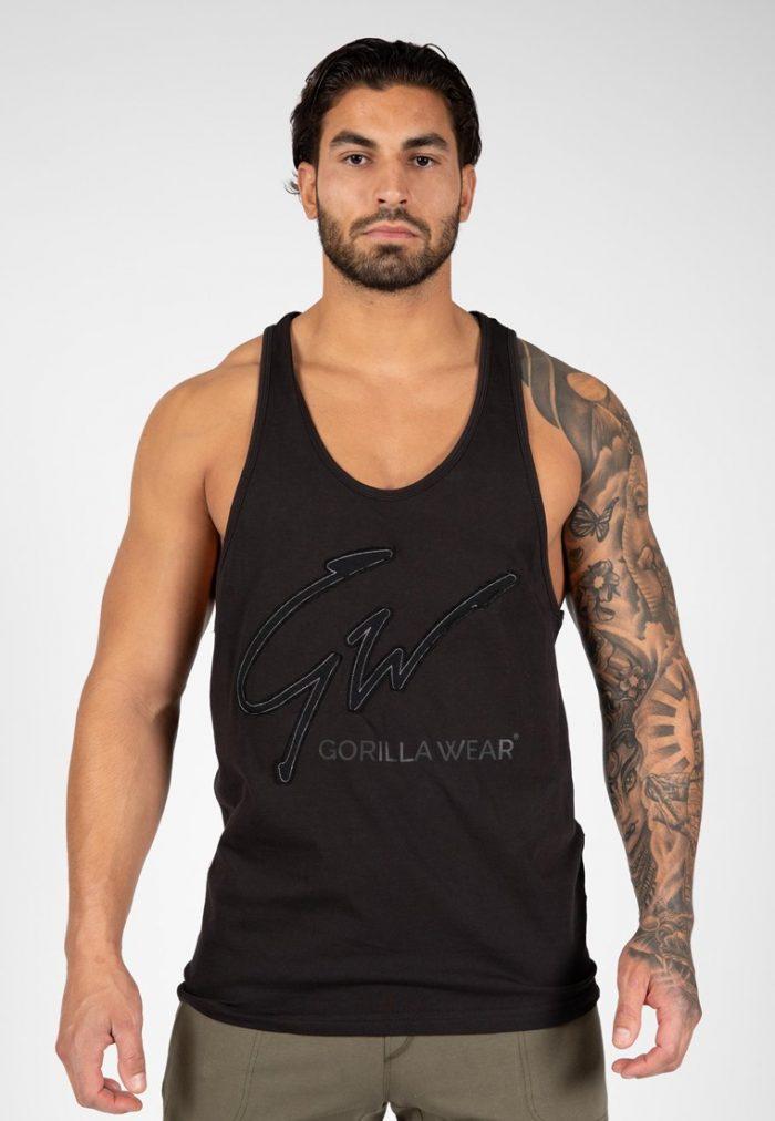 gorilla-wear-evansville-tank-top-zwart