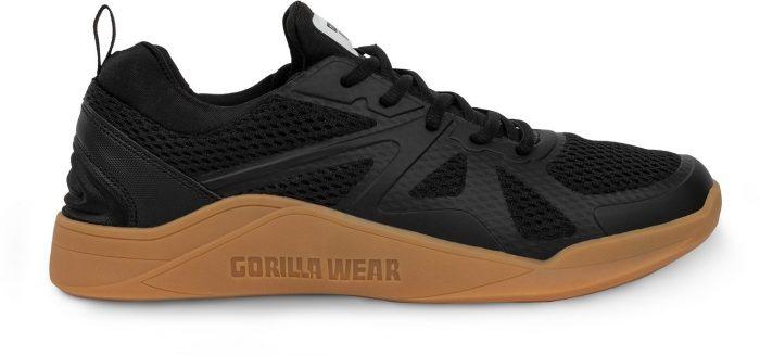 gorilla-wear-gym-hybrids-sportschoenen-zwart-bruin-42