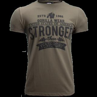 gorilla-wear-hobbs-t-shirt-legergroen