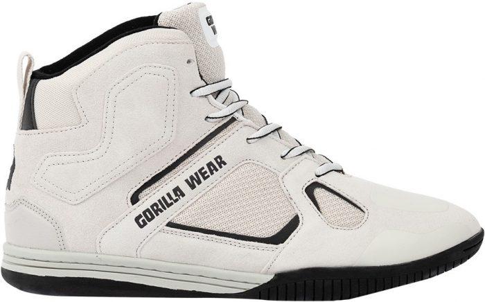 gorilla-wear-troy-high-tops-sportschoenen-wit-42