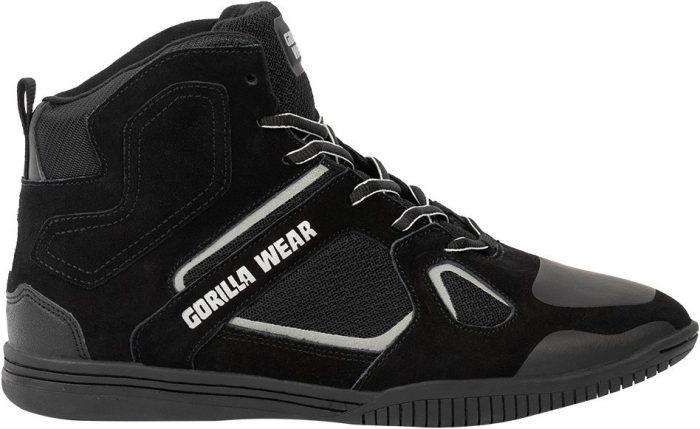 gorilla-wear-troy-high-tops-sportschoenen-zwart-grijs-37