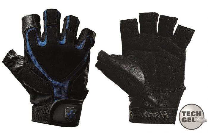 harbinger-men-s-training-grip-fitness-handschoenen-zwart-blauw-m