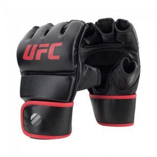 ufc-contender-mma-handschoenen-met-duim-zwart-rood-6oz-l-xl